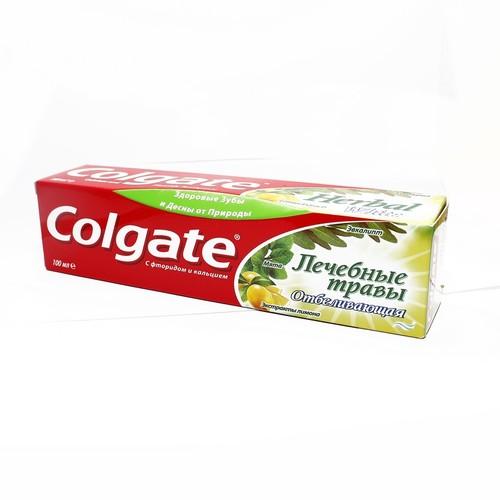 Колгейт Хербал отбел.Леч.травы зубная паста 100мл купить в Броварах