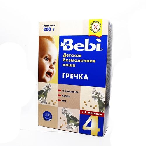 КОЛИНСКА БЕБИ Каша Гречка