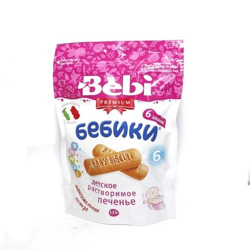 КОЛІНСКА БЕБІ Печиво 6 злаков купити в Житомире