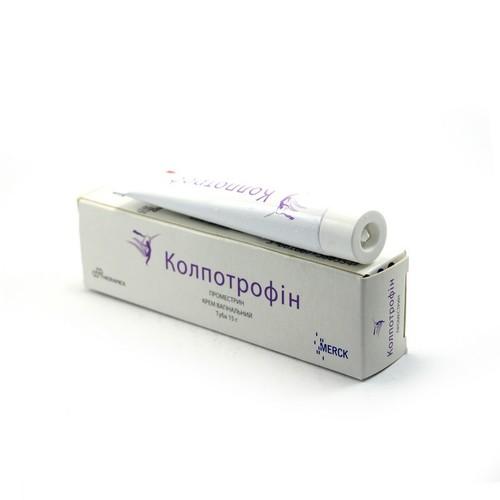 КОЛПОТРОФИН КРЕМ ВАГ. 1% 15Г купить в Житомире