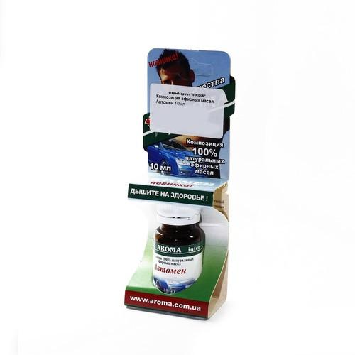 Композиция эфирных масел Автомен 10мл купить в Броварах