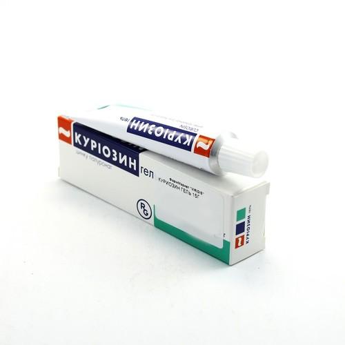КУРИОЗИН ГЕЛЬ 15Г купить в Харькове