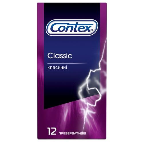 КОНТЕКС ПРЕЗЕРВАТИВИ №12 Classic Класичні - фото 1 | Сеть аптек Viridis
