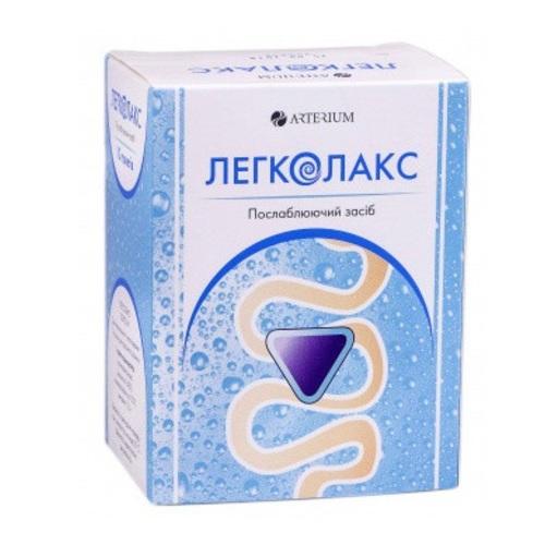 ЛЕГКОЛАКС ПОР. 10Г САШЕ №10 - фото 1   Сеть аптек Viridis