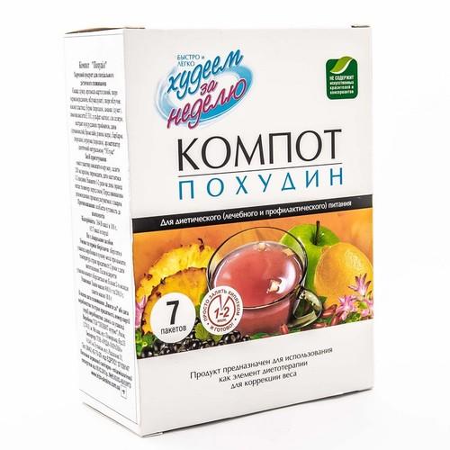 ЛЕОВИТ Компот Похудин 7в1