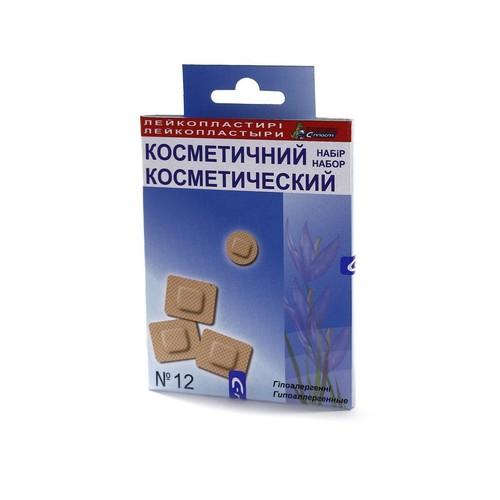 ЛЕЙКОПЛАСТЫРЬ С-ПЛАСТ,НАБОР КОСМЕТИЧЕСКИЙ №12 купить в Харькове