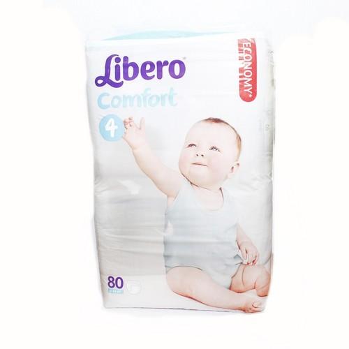 ЛИБЕРО Comfort 4 (7-14кг) №80