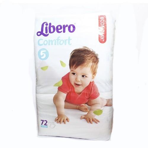 ЛІБЕРО Comfort 5 (10-16кг) №72 купити в Ирпене