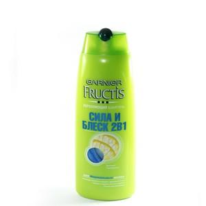 LOREAL Garnier Fructis шамп.Сила і блиск 2в1 д/норм.волосся, 250мл