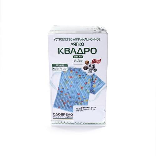 ЛЯПКО Квадро 6.2 Ag 118*471мм купить в Харькове