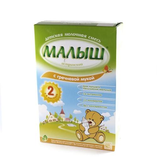Малиш Істр-й Гречаний з 6 міс.кар/п, 350гДМС купить в Славутиче