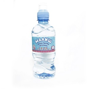 МАЛИШ Питна вода 0,33л спорт