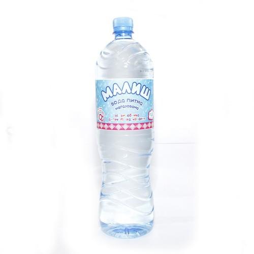 МАЛЫШ Питьевая вода 1,5л купить в Киеве