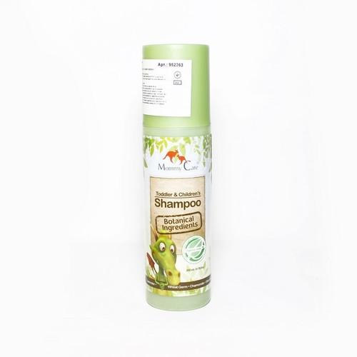 МАММИ КЭА  Детский шампунь - уход с органическими маслами оливы и ши, алоэ, розмарином 200мл