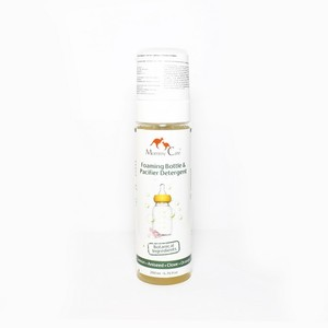 МАММИ КЭА Натуральная пенка для мытья бутылочек и сосок с цитрусовыми маслами и анисом (200мл)