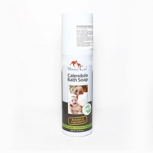 МАММИ КЭА  Средство для купания младенцев с органической календулой 200мл купити в Житомире
