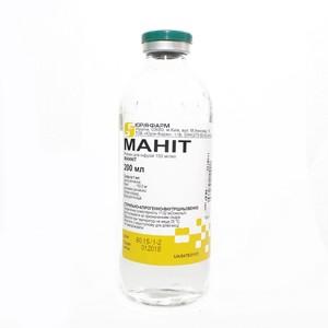 МАННИТ Р-Р Д/ИНФ.15% 200МЛ