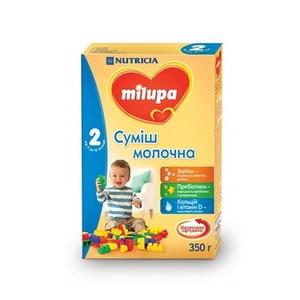МИЛУПА 2 от 6 до 12мес. 350г