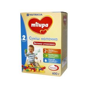 МИЛУПА 2 от 6 до 12мес. 600г