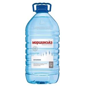 МОРШИНСКАЯ мин.вода 6Л (ПЭТ) н/газ