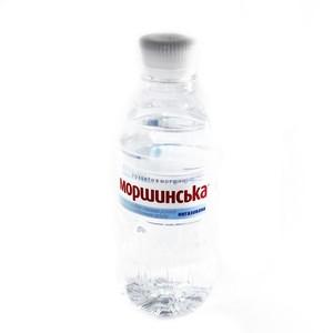 МОРШИНСКАЯ мин.вода 0,33Л (ПЭТ) н/газ.