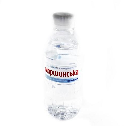 МОРШИНСЬКА мін.вода 0,33Л (ПЭТ) н/газ.
