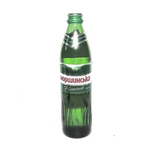 МОРШИНСЬКА мін.вода 0,5Л (СКЛО) сл/газ. купити в Славутиче