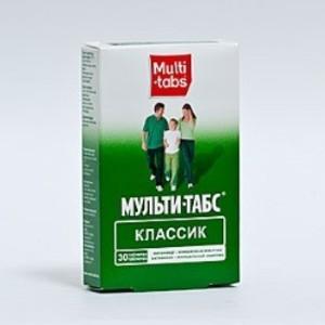 МУЛЬТИ-ТАБС КЛАСИЧНИЙ ТАБ. №30