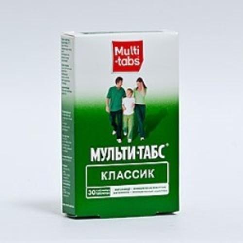 МУЛЬТИ-ТАБС КЛАССИЧЕСКИЙ ТАБ. №30 купить в Славутиче