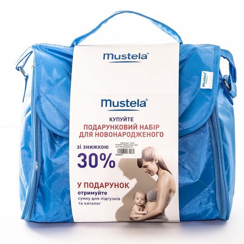 Mustela Подарунковий набір для новонародженого купить в Славутиче