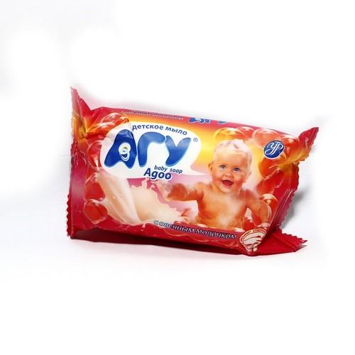 Мыло Агу Овсяное молочко,75г купить в Житомире