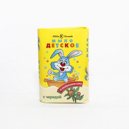 Мыло детское с экстрактом Череды,90г