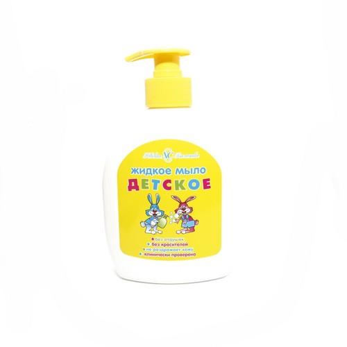 Мыло детское жидкое 300 мл купить в Житомире