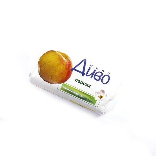 Мыло Диво 70 г персик купити в Житомире