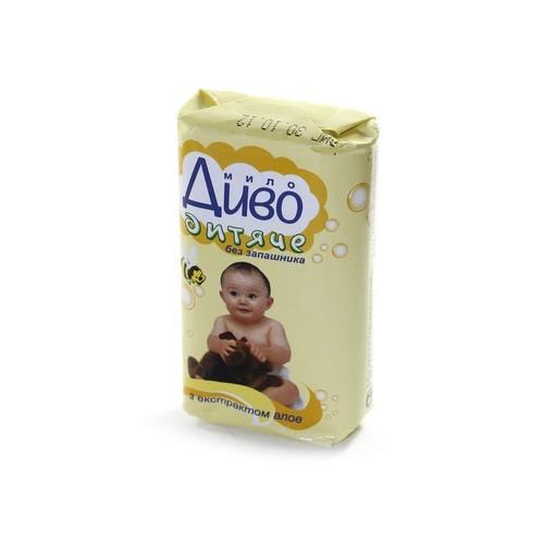 Мыло Диво детское 70 г б/ароматиз.алое купить в Харькове