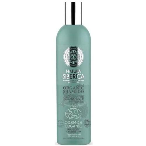 НАТУРА СИБЕРИКА Шампунь для волос Обьем и Свежесть, 400мл - фото 1 | Сеть аптек Viridis