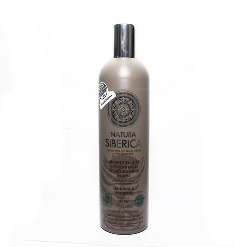 НАТУРА СІБЕРІКА Шампунь для волосся Захист та Енергія, 400мл купити в Ирпене