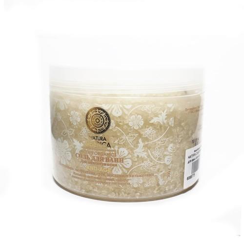 НАТУРА СИБЕРИКА Соль для ванн Anti-Age, 700г купить в Броварах