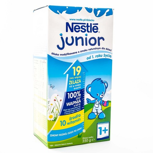 НЕСТЛЕ WTC Молоко дит. GUM junior 1 350г купити в Киеве