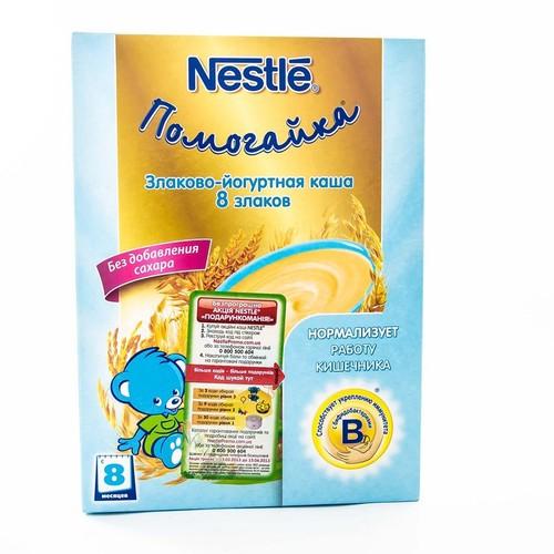 Nestle WTC Нестле жидкая мол.каша
