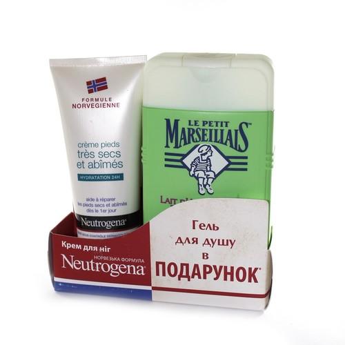 НІТРОДЖИНА Крем для ніг від.гель Мигдаль купити в Киеве