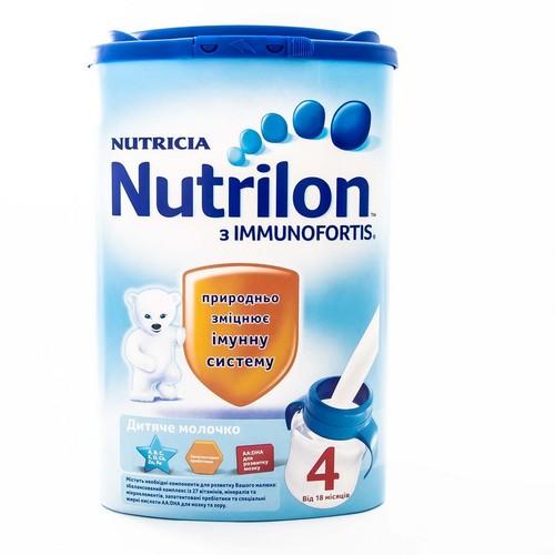 НУТРІЛОН 4 Дитяче молочко 800г купити в Ирпене