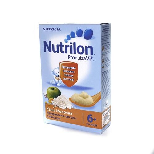 НУТРИЛОН Каша кукурузно-рисовая 225г купить в Ирпене