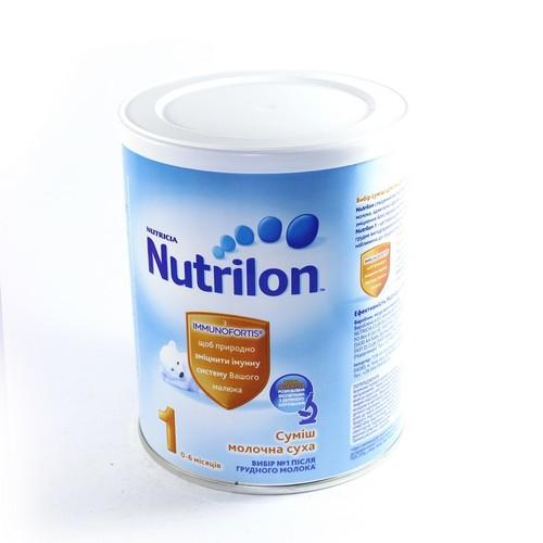 Нутрілон 1 Пребіотики з народження 400г купить в Ирпене