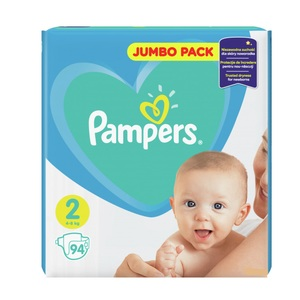 ПАМПЕРС Дет. подгуз. New Baby Mini (4-8кг) Джамбо №94