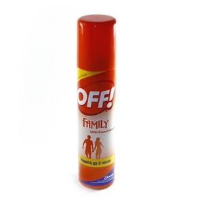 ОФФ Family Аэрозоль от комаров 100мл