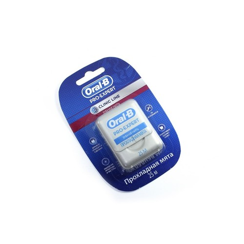 ОРАЛ БІ Зуб. нитка ProExpert Clinic Line 25мл - фото 1 | Сеть аптек Viridis