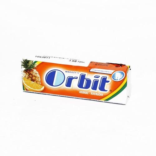 ОРБИТ Ананас-апельсин