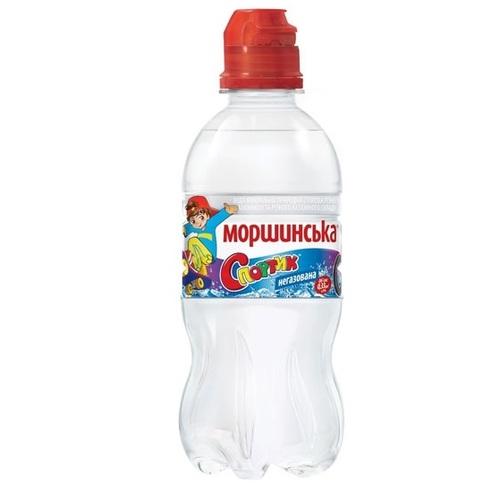 МОРШИНСКАЯ СПОРТИК мин.вода 0,33Л (ПЭТ)