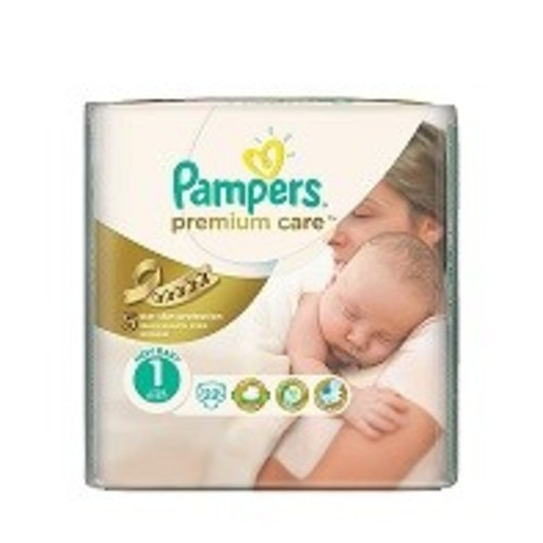 ПАМПЕРС Дет. подгуз. Prem. Care NewBorn (2-5кг) №22